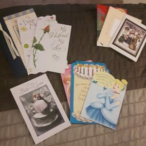 free add on item lot  of cards
